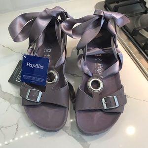 Birkenstock papillio Emmy heeled sandal 💕